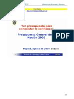 Manual de Presupuesto en Colombia