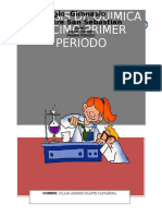 Sintesis de Quimica Decimo Primer Periodo