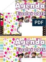 Agendas Editables
