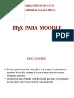 LaTeX Para Moodle