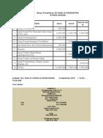 Biaya Pendidikan d3 Analis Kesehatan