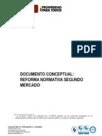 Documento conceptual de la Reforma de Segundo Mercado..doc