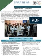 newsletter - january