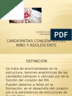 Cardiopatías Congénitas Del Niño y Adolescente