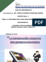 Exposicion Derecho Informatico EQUIPO 1