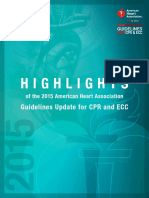 2015 AHA Guidelines Highlights English