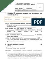 Evaluación 2 Sec 2015