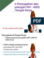 21.Dr.nies.Program Pencegahan Dan Penanggulangan HIV - AIDS