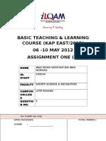 KAP Assignment 1