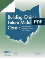 Building Ohio's Future Middle Class