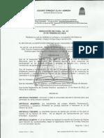 Resoluciones Gobierno Escolar 2016