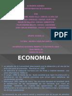 Presentación Conceptos Básicos de Economía