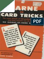 Scarne on Card Tricks