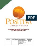 Prog Prevencion Sust Sicoact - 2012 v4