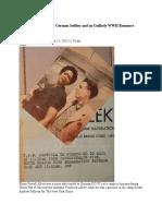 A Black Nurse, A German Soldier & an Unlikely WWII Romance