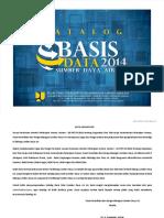 Katalog Basis Data 2014 SDA