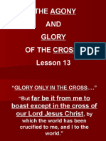 Agony and Glory P. P. Lesson 13