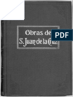 Obras de San Juan de la Cruz. Tomo 3 Cantico Espiritual