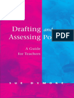 Drafting and Assessing Poetry - A Guide for Teachers
