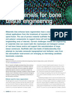 Biomaterials for Bones REV