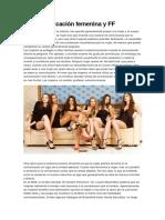 Subcomunicación Femenina y FF
