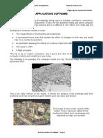 GCSE - A4f - Applications Software - Modelling