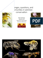 MDA Pollinators Summit Presentation, Dr. Dan Cariveau