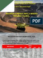 Recursos Humanos para la Mineria Peruana y Global UNI.pdf