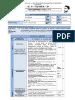 Propuesta Pedagogica 1 - Modulo 2
