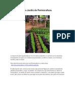 Cómo Iniciar Tu Jardín de Permacultura