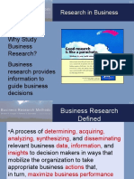 Chapter 01 Research Business