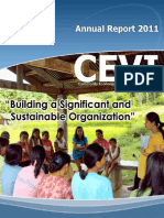 CEVI Annual Report FY 2011