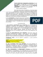 Cesion de Derechos - Juan Garcia