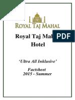 Royal Taj Mahal, Side (2)