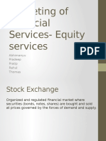 MFS - Stock Exchanges (1)