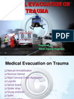 Medical Evacuation on Trauma