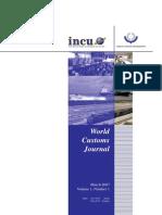 World Custom Journal Volume 1 Number 1