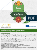 Infopack_Own Your Culture