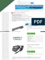 Batterie pc HP 708455-001
