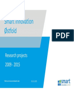 SMARTIO Research Projects Overview