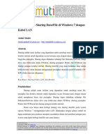 Abdul Mukti Tutorial Cara Sharing Data