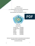 Laporan Pendahuluan Dan Askep Hemoroid (1)