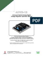 ADVR 12 Manual En