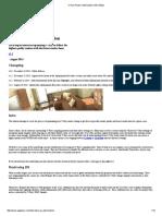 V-Ray Render Optimization