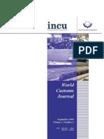 World Custom Journal Volume 3 Number 2
