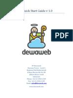 Dewaweb Quick Start Guide