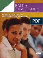 BA&D v.25 n.3 - Mulheres e Trabalho