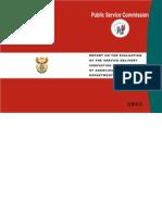 SA Public (dis)Service Commission