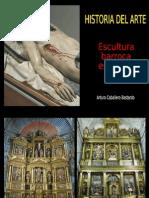 11.5.2 Arte Barrco. España, escultura