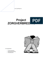 Project zorgverbreding-remediëring